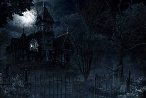 Haunted house source untraced