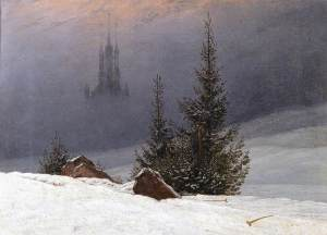 winter landscape (1811)