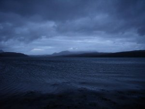 haunted loch