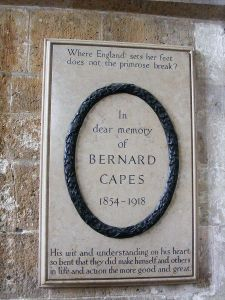 Bernard_Capes_Memorial